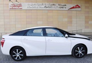 Dubai Starts Conducting Trial Runs Of Hydrogen-Powered Taxis