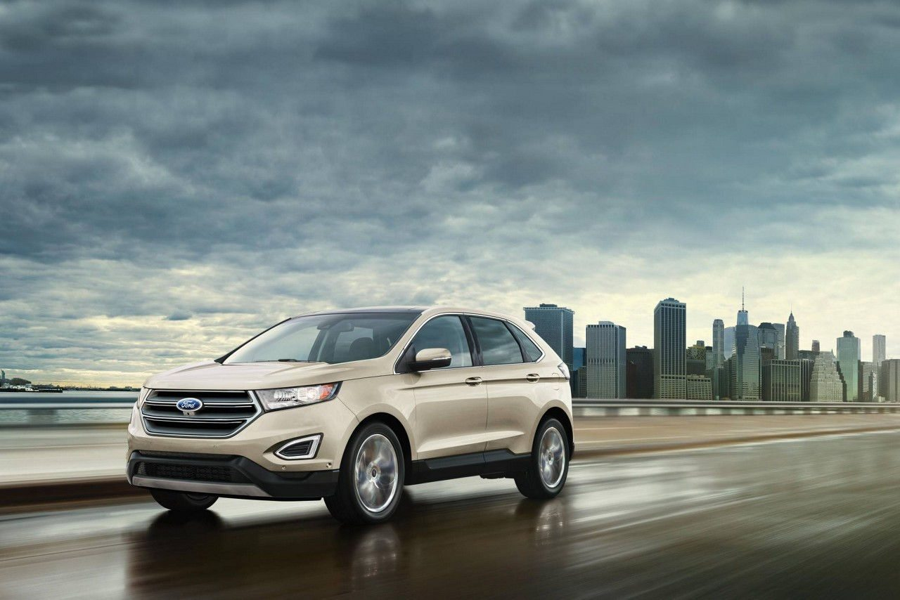 Ford Edge  L Ecoboost Sel Awd