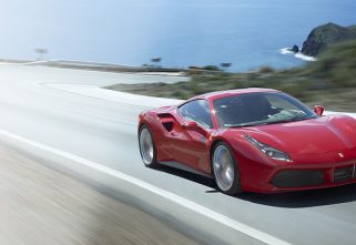 Is Ferrari Working On A Hybrid Powertrain?