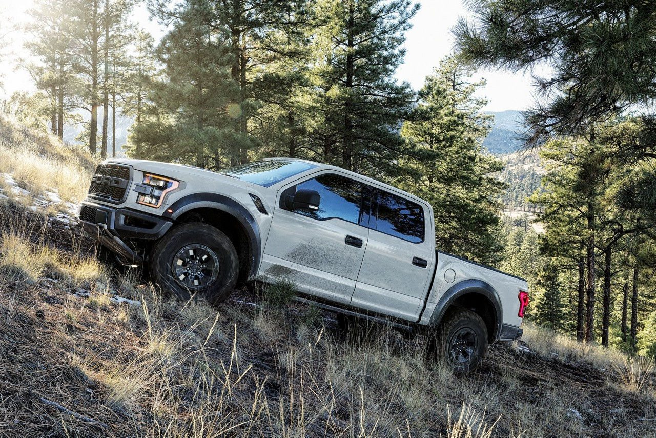 2018 Ford F 150 Raptor 3 5l Ecoboost Crew Cab Luxury