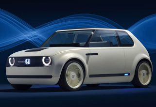 Honda's New Urban EV Concept Showcased At Frankfurt