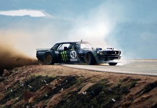 Video: Ken Block At Pikes Peak With His New Climbkhana
