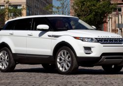 Land Rover Range Rover Evoque SE Plus
