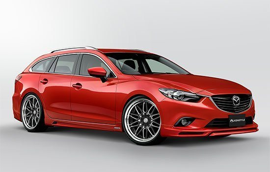 Mazda 6 Station Wagon 2 0