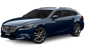 Mazda 6 Station Wagon