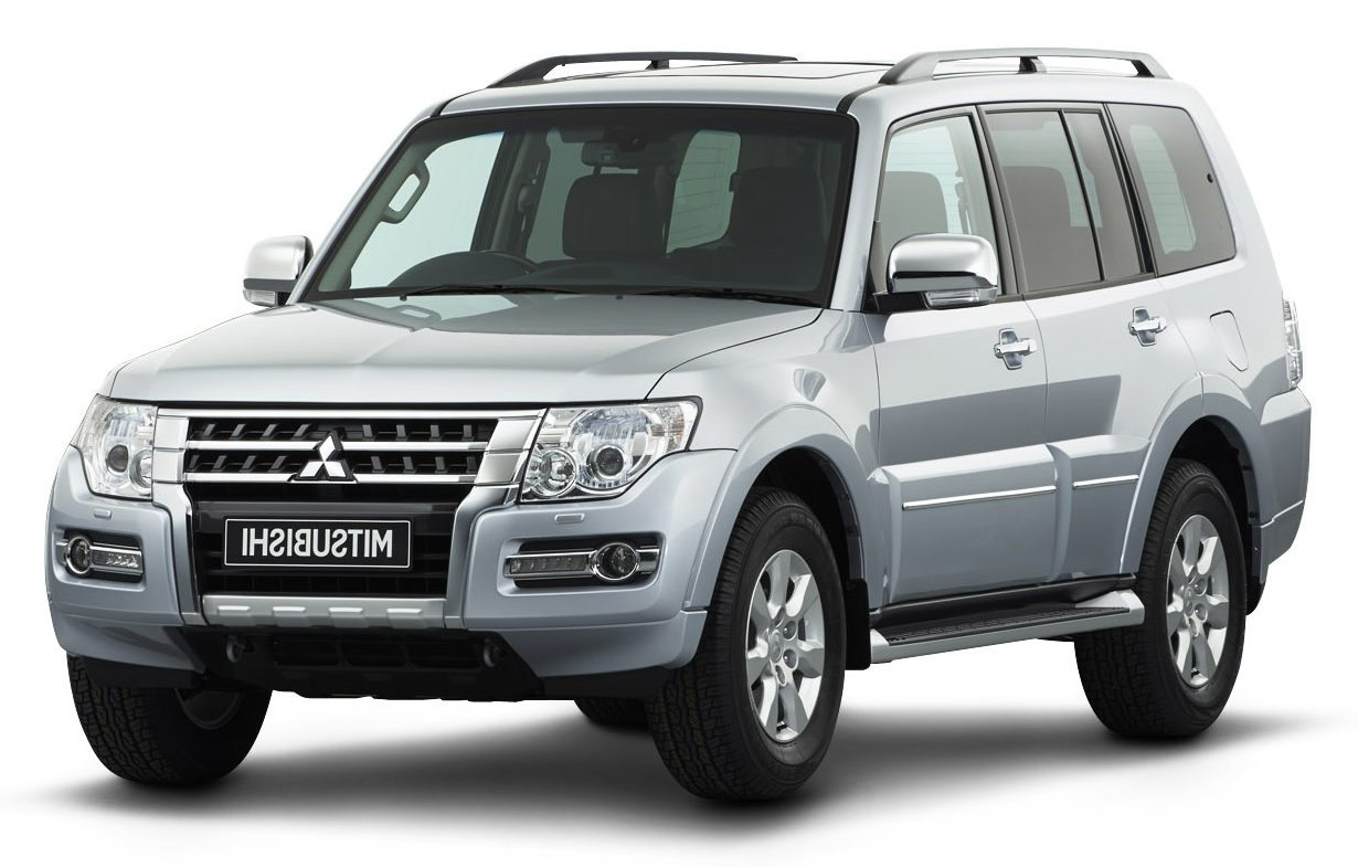 Mitsubishi Pajero 3.5L 5 Door Full