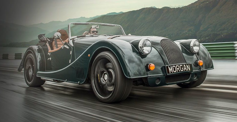 2017 Morgan Plus 8 Automatic Price In Uae Specs Amp Review