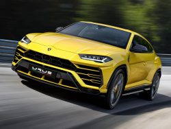 Lamborghini Urus – The World's Fastest SUV Is Here!
