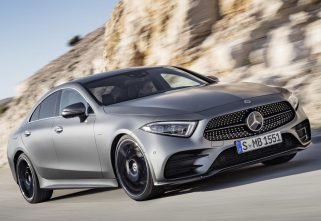 New Mercedes-Benz CLS Unveiled at 2017 LA Auto Show