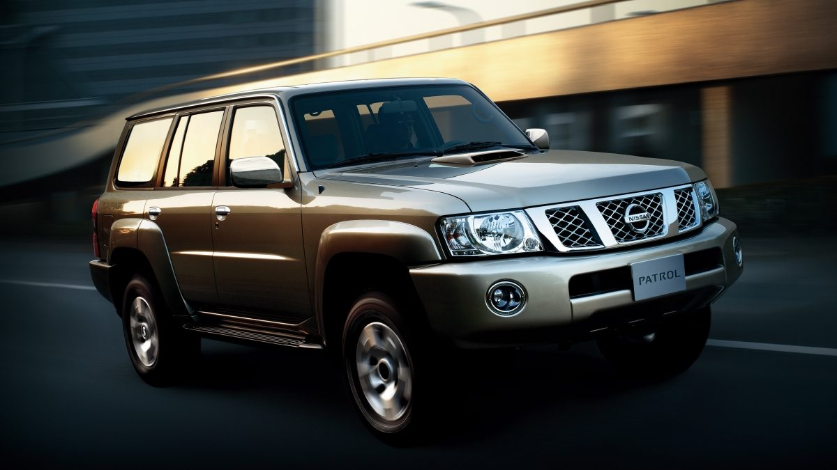 2018 Nissan Patrol Safari 4.8L A/T Price in UAE, Specs ...