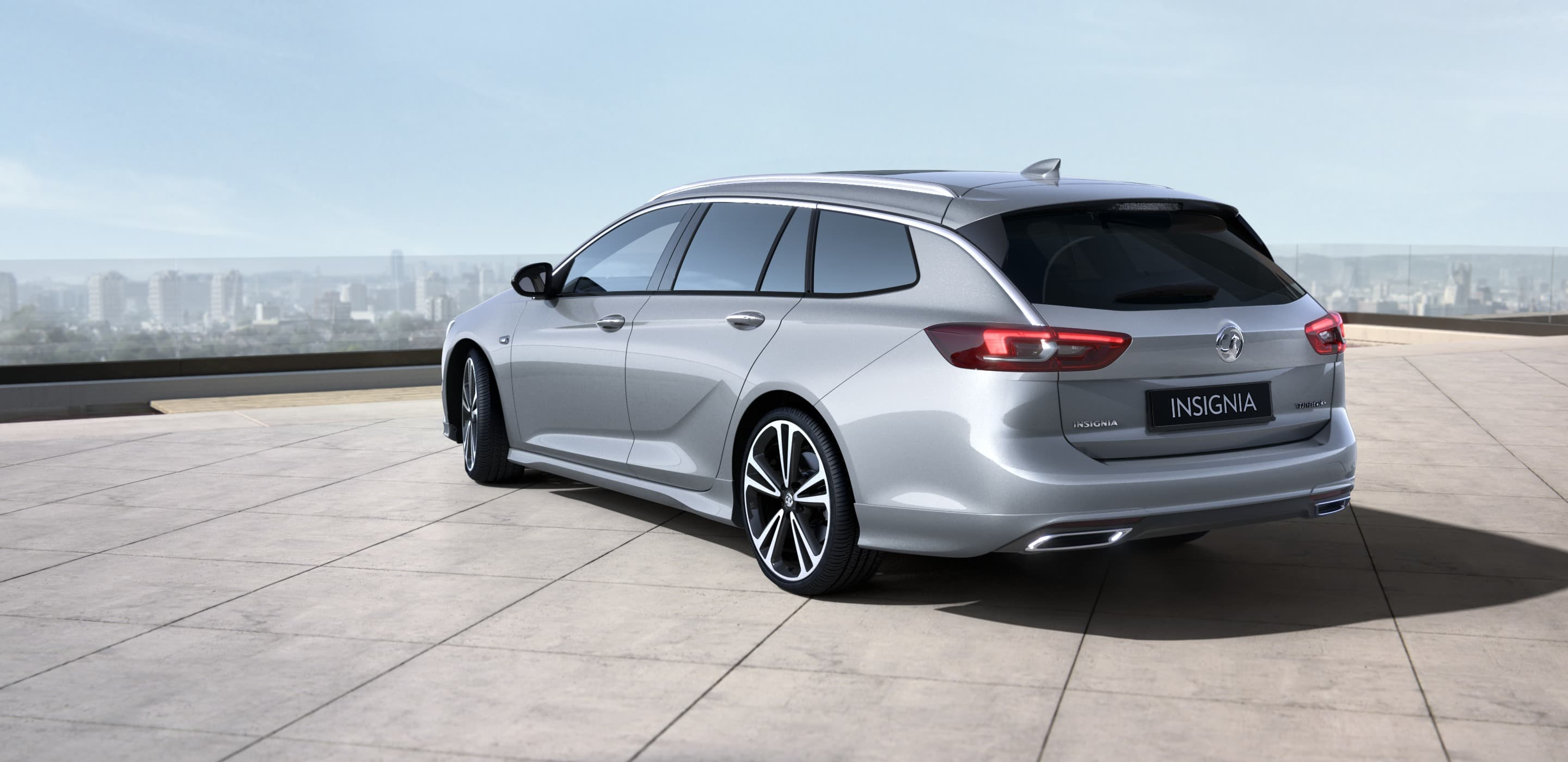 Opel Insignia Sports Tourer 1.4L