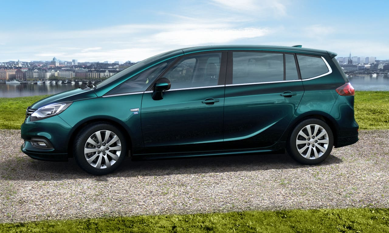 2018 opel zafira 1 4l innovation price in uae specs. Black Bedroom Furniture Sets. Home Design Ideas