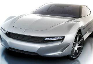 Pininfarina Planning To Make Electric Cars; Rival Tesla