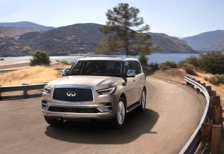 2018 Infiniti QX80 Now Available At Arabian Automobiles