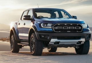 The all-new Ford Ranger Raptor: The Little Giant