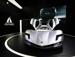 Electric Hypercar From Japan Hits The Ton Under 2 Seconds!
