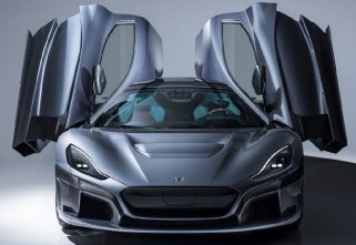 The All-Electric Rimac Concept Two Is The Future Of Supercars