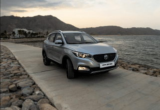 MG Motor ZS Crossover Launched In The Middle East
