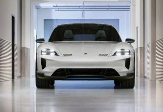 Porsche Mission E Cross Turismo Unveiled In Geneva