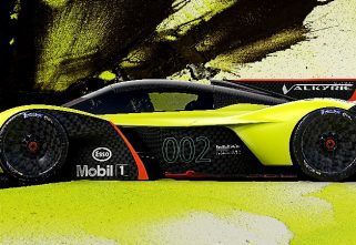 Meet The Valkyrie AMR Pro, Aston Martin's New Hypercar