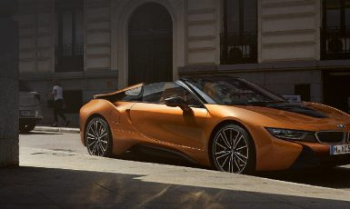 Bmw I8 Roadster Latest Car News New Models Photos Videos And