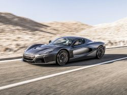 Porsche Buys Into Rimac, Plans Partnership With EV Maker