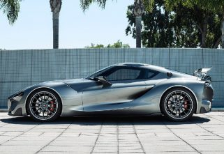 335 HP Toyota Supra To Be Unveiled At Geneva Motor Show