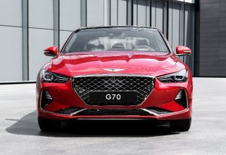 GCC Market Gets The New Genesis G70