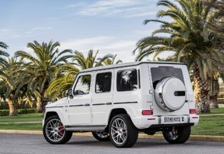 Mercedes-Benz Announces 2019 G63 AMG