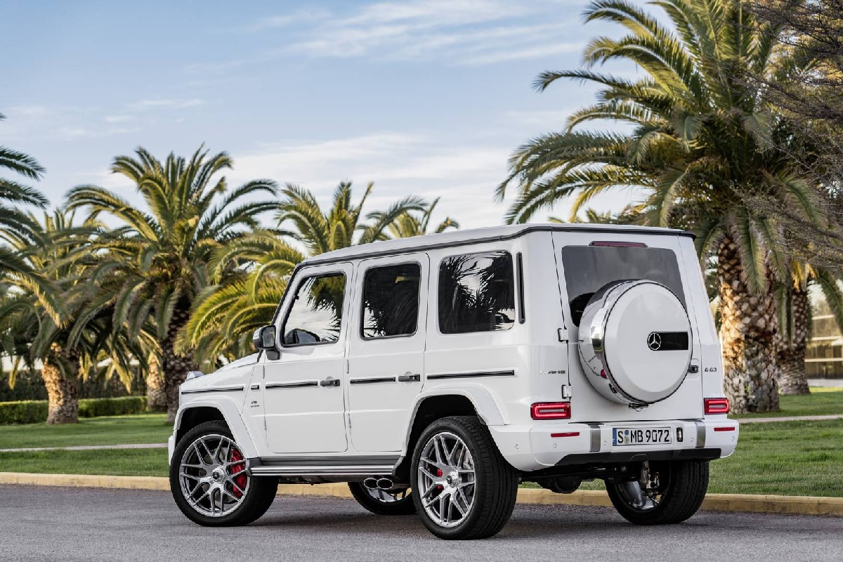 Mercedes Benz Announces 2019 G63 Amg Carprices Ae