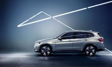 Bmw Electric Latest Car News New Models Photos Videos And More