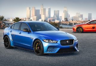 Jaguar Wants To Make The XE SV Project 8 Even Faster