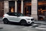 Volvo's First Fully Electric Vehicle Could Be The XC40