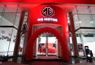 MG Motor Expands Its Empire; Opens A New Showroom In Dubai