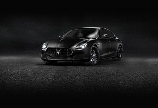 Maserati Introduces Quattroporte Nerissimo To Saudi Arabia