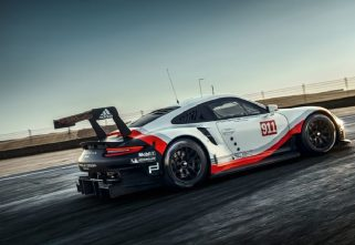 Porsche Is Working On A 911 RSR Customer Program