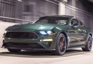 Ford Is Taking Orders On The Bullitt Mustang!