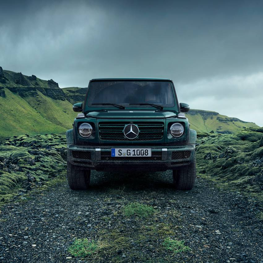 2019 Mercedes-Benz G-Class G 63 AMG Price In UAE, Specs