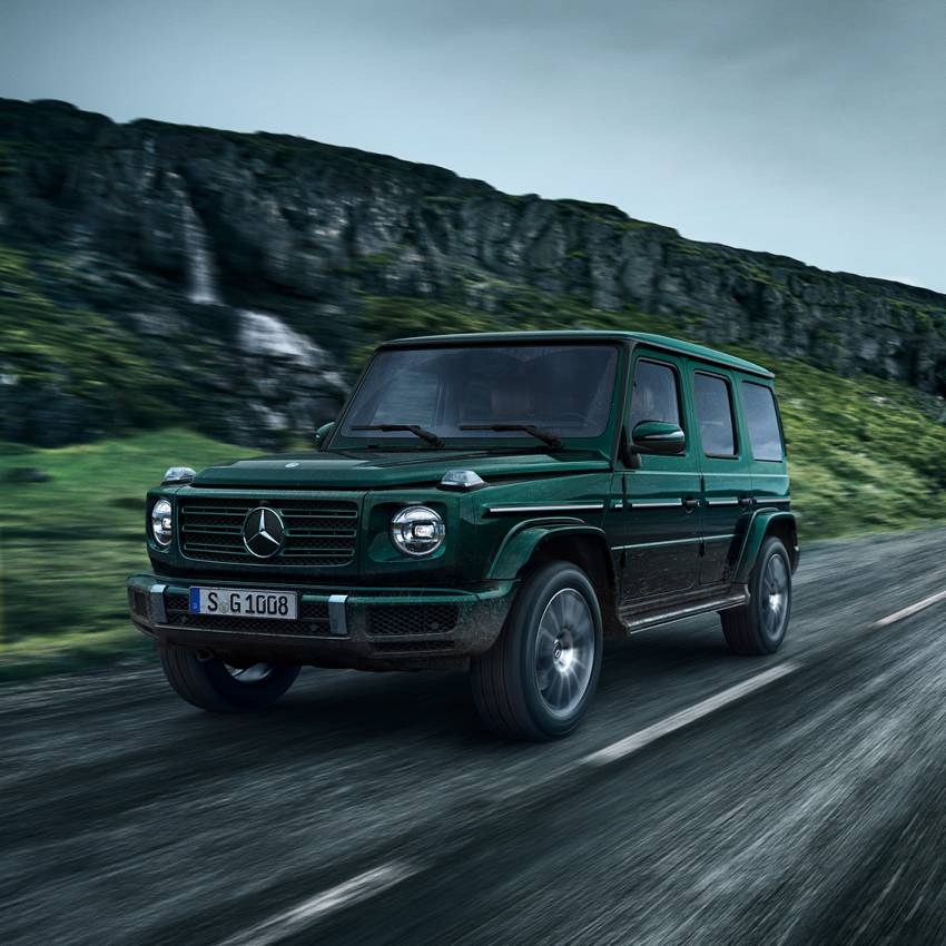 2019 Mercedes-Benz G-Class G550 Price in UAE, Specs ...