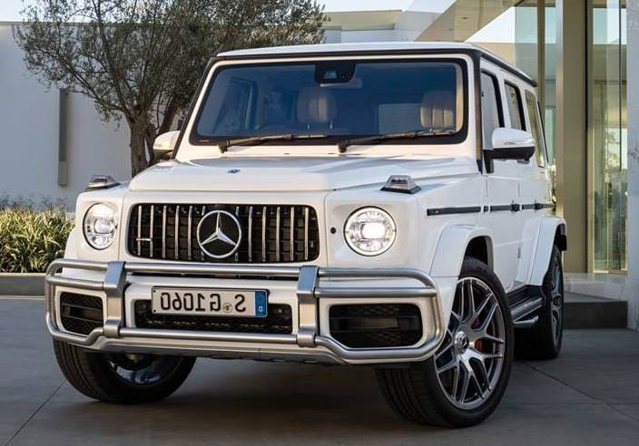 2019 Mercedes Benz G Class Prices Amp Specifications In Uae