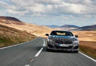 BMW Reveals A Few Details Of The M850i xDrive!