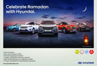 Hyundai's 2018 Ramadan Offers In The UAE