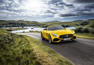 Mercedes-AMG Unveils The GT S Roadster With 515 HP!