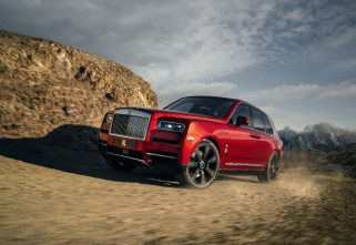 Six SUVs That Look Better Than The Rolls-Royce Cullinan