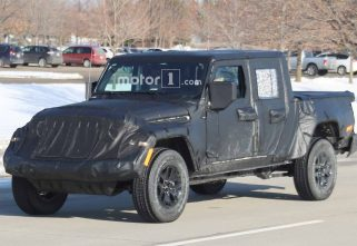 Jeep Continues To Test Its 'Scrambler'; Launch Next Year
