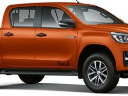 Toyota Hilux Dakar Edition Now Available