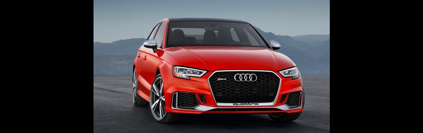Audi RS3 Sedan 2.5 TFSI Images
