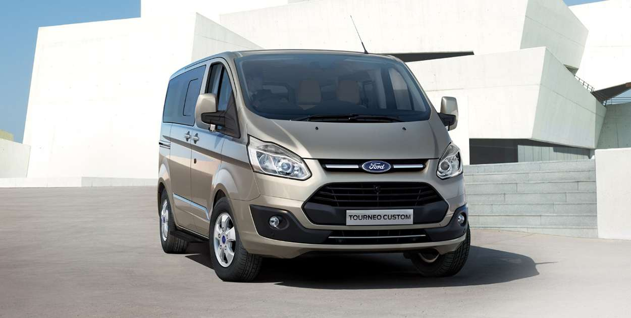 Ford Tourneo Custom 2.2L Duratorq TDCi