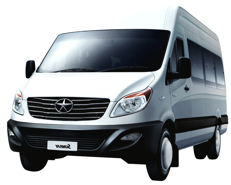 JAC Sunray 17-Seats Mini Bus
