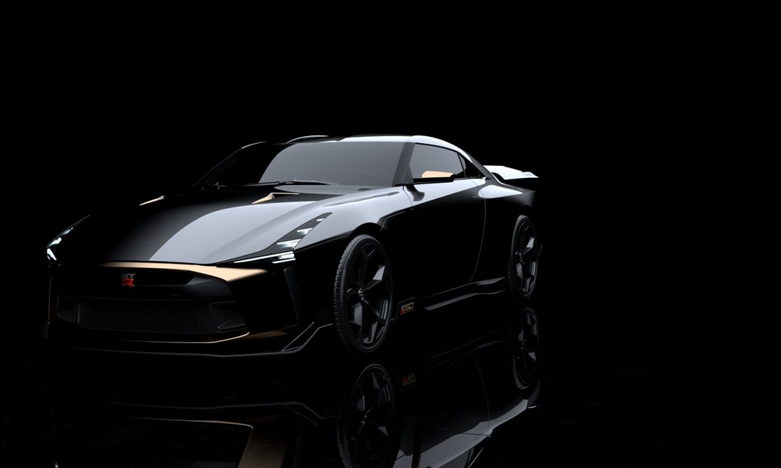Nissan-Italdesign GT-R50: An Anniversary Celebrated The Right Way